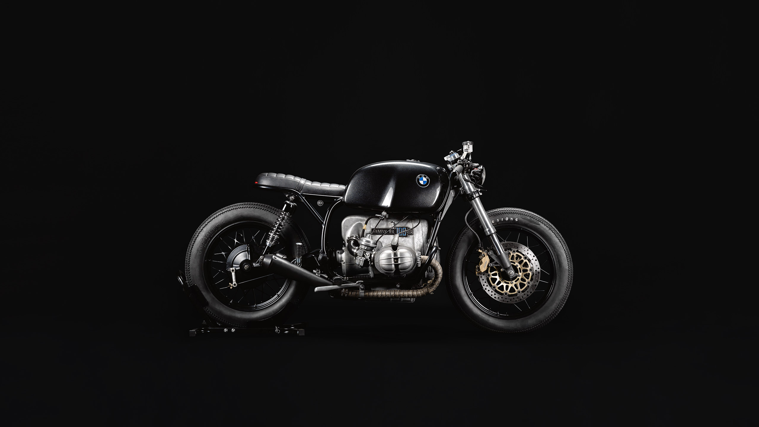 BMW R100 RS Brat Cafe by Differs