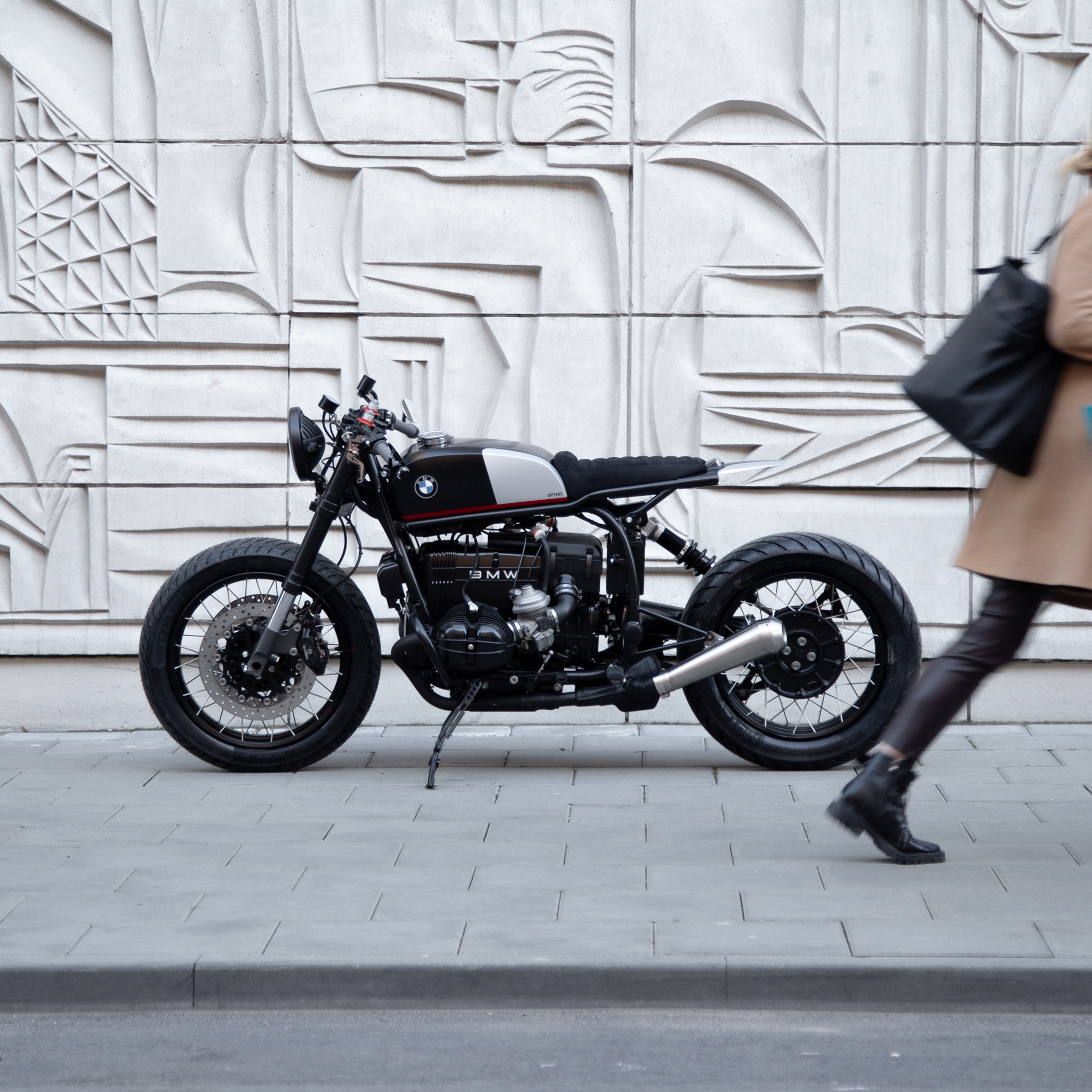 Cafe Racer BMW R100 R by Differs